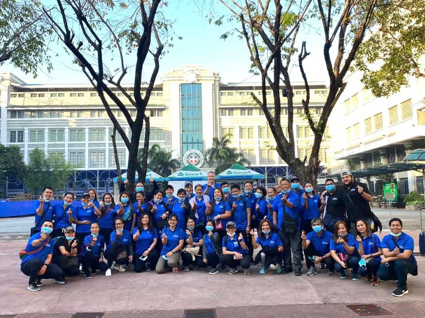 Mission in Manila