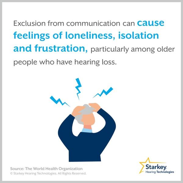 難聴によるドミノ現象