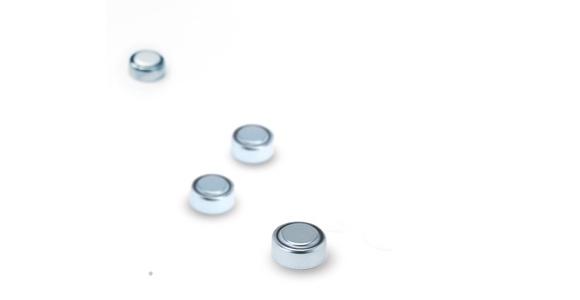補聴器の空気電池