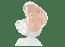 ITE補聴器