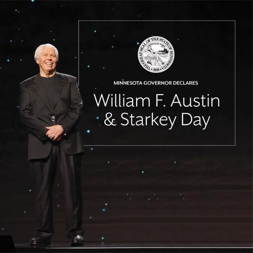 bill Starkey Day