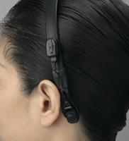 miniデジタル骨導補聴器装用イメージ