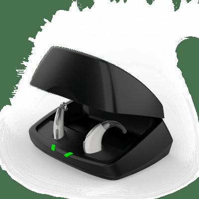 充電式BTE補聴器