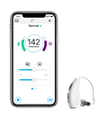 TruLink Hearing Control App Made for iPhone