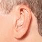 ITE補聴器装用イメージ