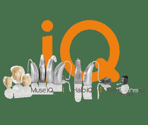 iQシリーズファミリーイメージ