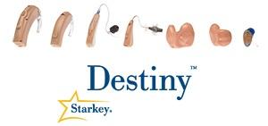 デスティニーシリーズのイメージ写真