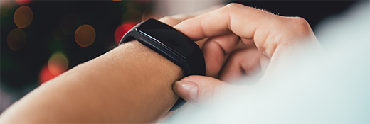 wrist-tracker