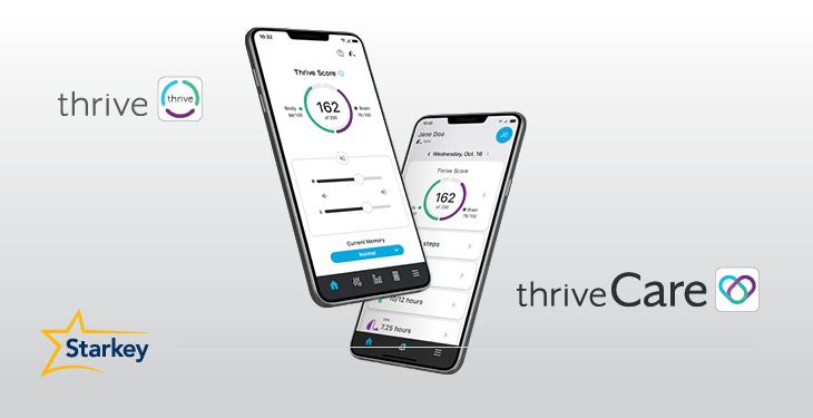 【補聴器を通して家族を見守る】Thrive (スライブ) ケア アプリのご紹介