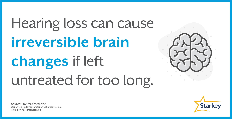 難聴への対処は脳の変化を食い止めることができる!?