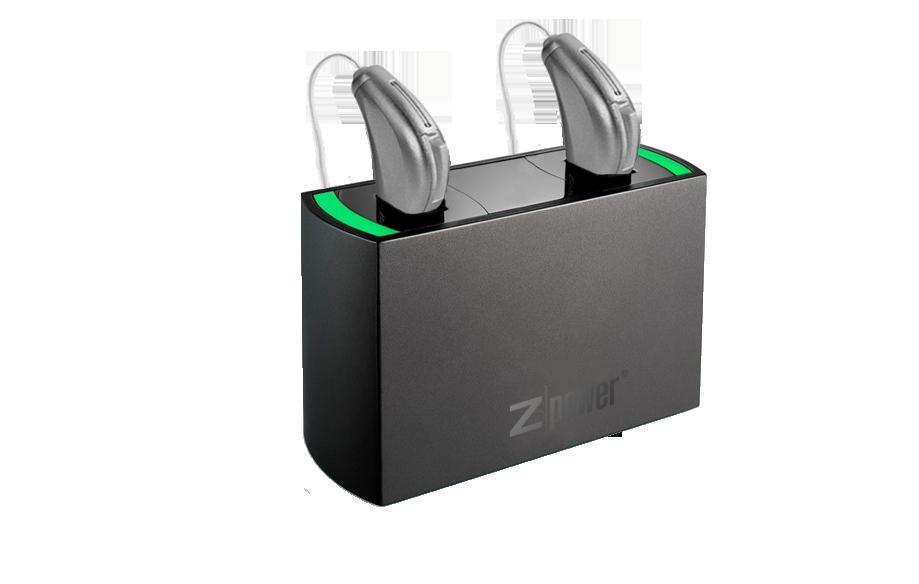 補聴器用充電器Zパワーチャージャー