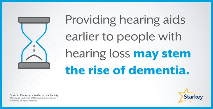 補聴器が認知機能の低下に良い影響を与える可能性