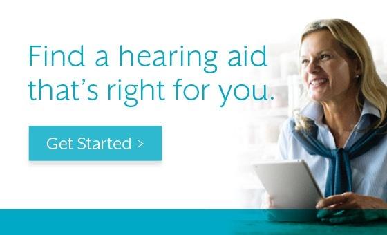 あなたにぴったりの補聴器を見つける補聴器ファインダー