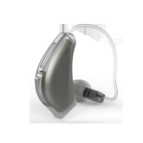 充電式補聴器のイメージ