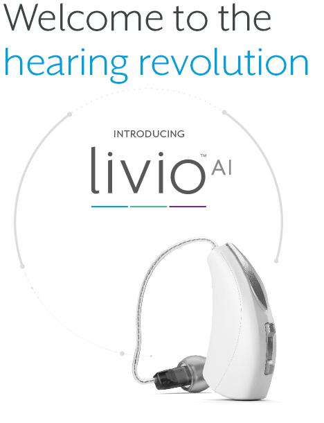 【6月5日】センシング技術搭載のLivio AI補聴器が発表されます!